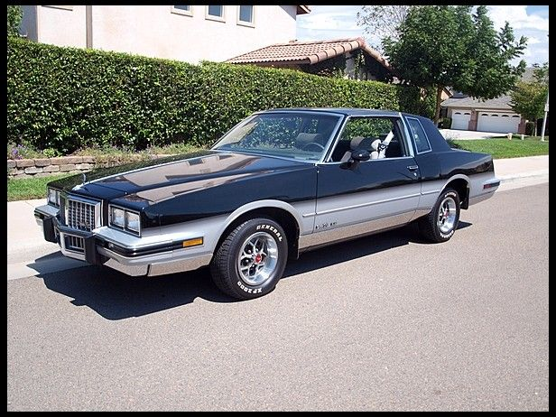1987 Pontiac Grand Prix 305 CI, Automatic for sale by Mecum Auction