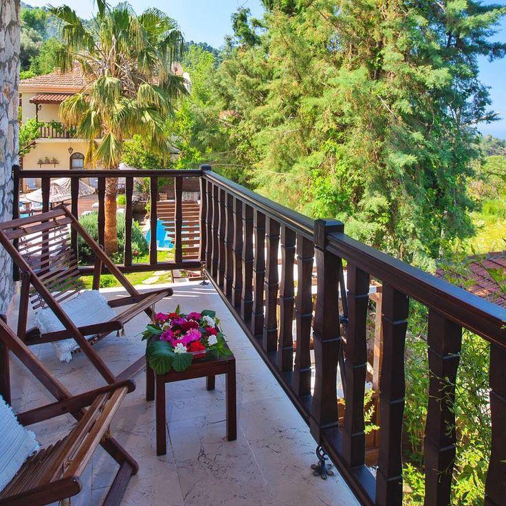Cennet'te bir gün başlıyor... Plaza insanlarına selam olsun☺🌿 Villa Mandarin Hotel #Faralya, #Ölüdeniz #likyayolu  ☎ 0252-6421002 ☘️ www.kucukoteller.com.tr/mandarin-otel @villamandarin  #romantik #balayı #kucukoteller #kucukotellervillamandarin