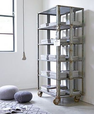 storage for magazines
