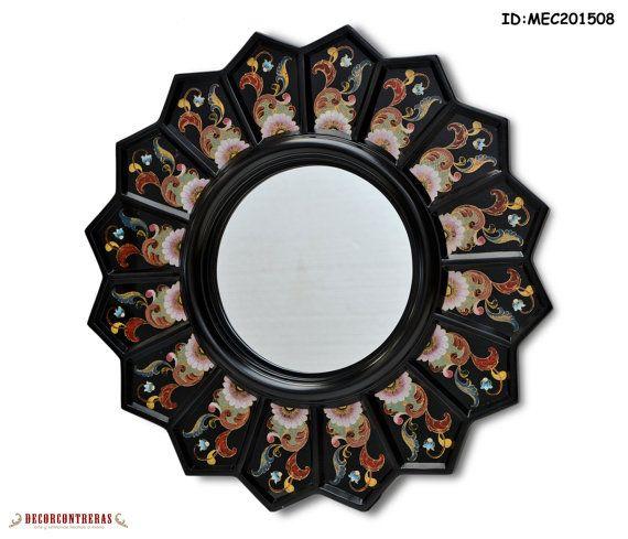 Principales 25 ideas incre bles sobre espejo de madera en for Decoracion hogar girona