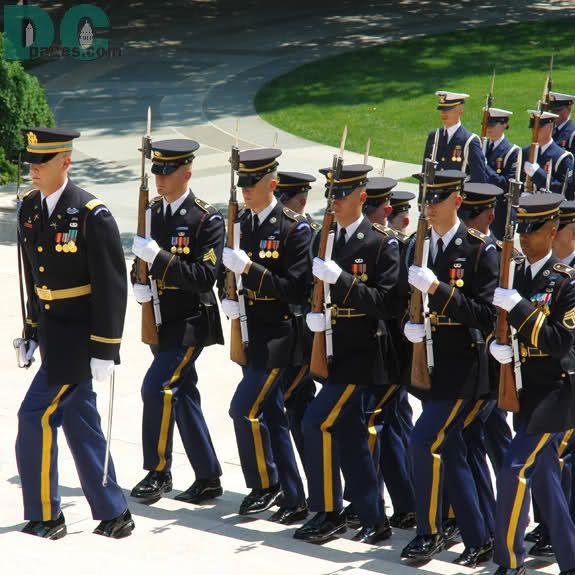 US Army dress uniform