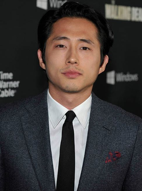 Glenn. The Walking Dead