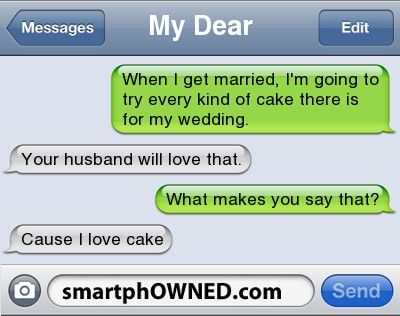 Wedding cakes - - Autocorrect Fails and Funny Text Messages - SmartphOWNED