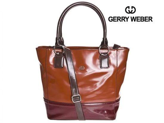 Modische Handtasche von Gerry Weber.  Preis: 59,95 EUR http://www.trendor.de/de/gerry-weber/handtaschen-taschen/gerry-weber-lipstick-tasche-orange-083304391/