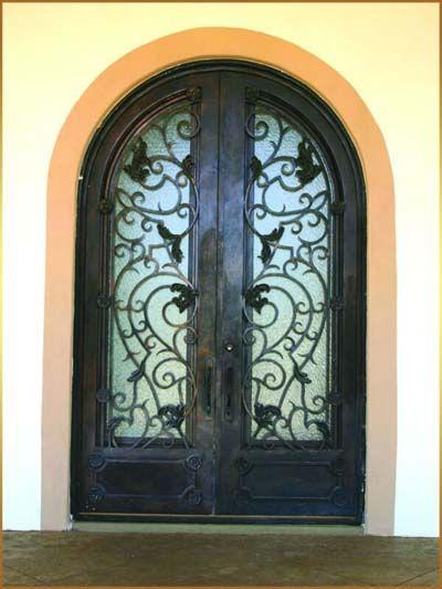 17 Best Images About Wrought Iron Steel Storm Doors On Pinterest Entry Door Hardware Wrought