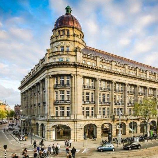 Hirsch Building Amsterdam. Construction management by Kernwaarde Groen.
