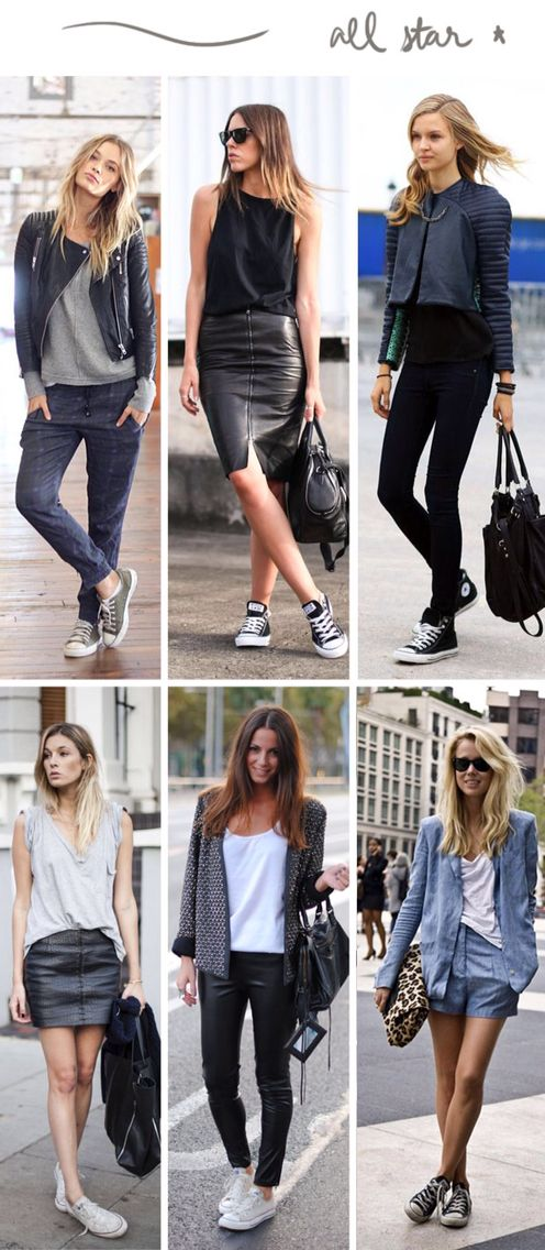 212 mejores imágenes de Looks Calça & Tênis en Pinterest