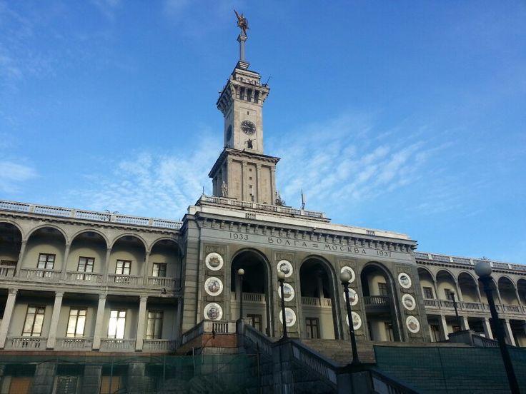Москва - Речной вокзал - 06.10.2013