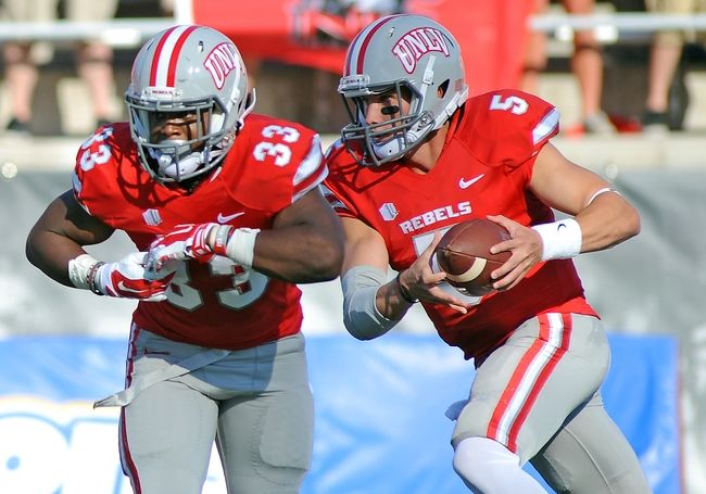 Houston Cougars vs. UNLV Rebels Pick-Odds-Prediction 9/20/14: Mark's Free College Football Pick Against the Spread