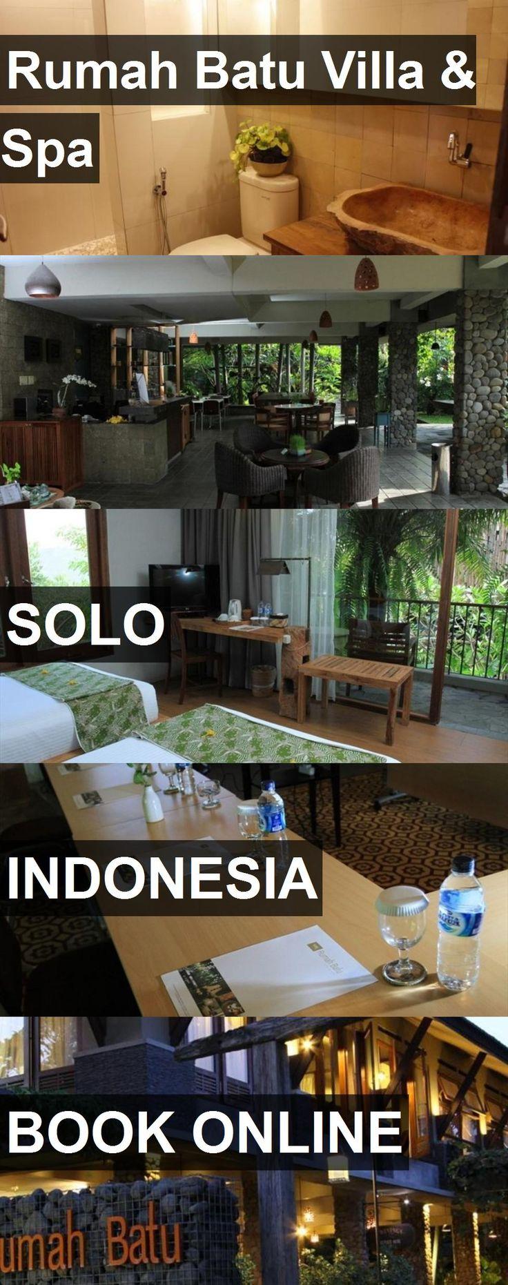 Hotel Rumah Batu Villa