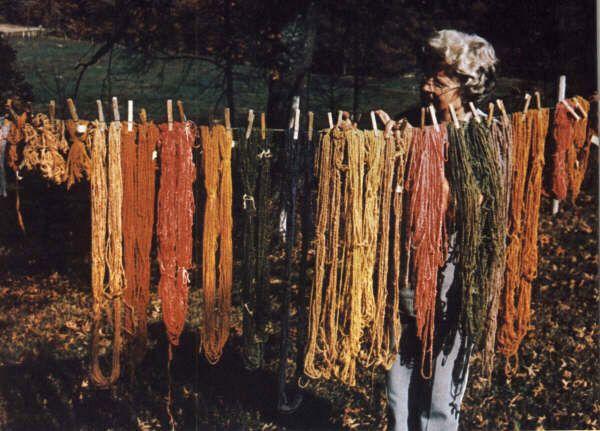 Kaufman Mercantile. Natural dyes.
