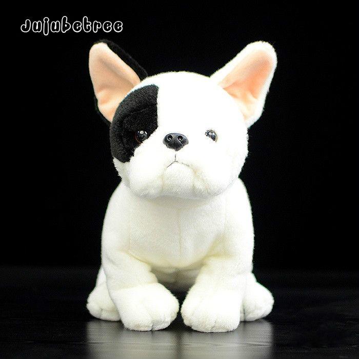 Simulation #frenchbulldog Bulldog plush toy dog stuffed