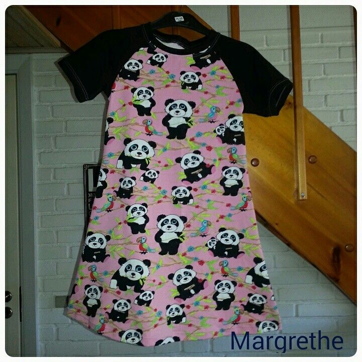 Pige kjole