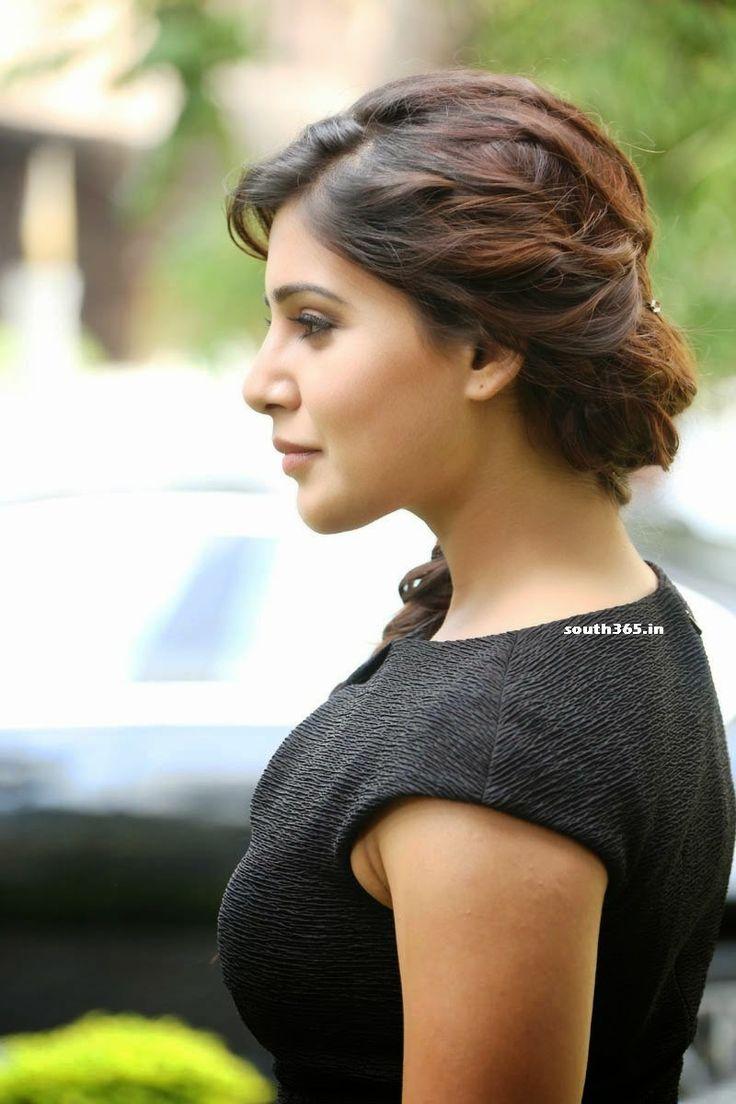 Samantha Ruth Prabhu at Alludu Seenu Movie Success Press Meet