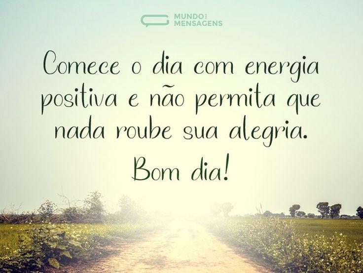 Bom Dia Inspirador: Pin About Frases De Bom Dia On Textos