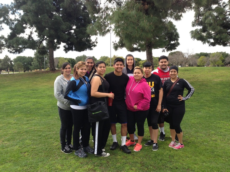 Community fit club in Compton!