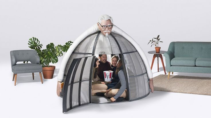 FOX NEWS: KFC offering $10K 'Internet Escape Pod' ahead of Cyber Monday