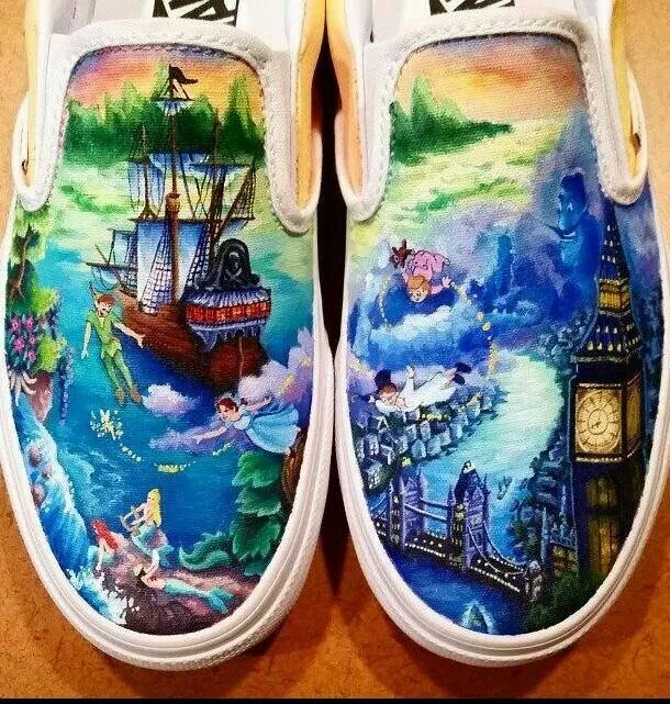Peter pan shoes http://themermaidschest.bigcartel.com/product/peter-pan-shoes