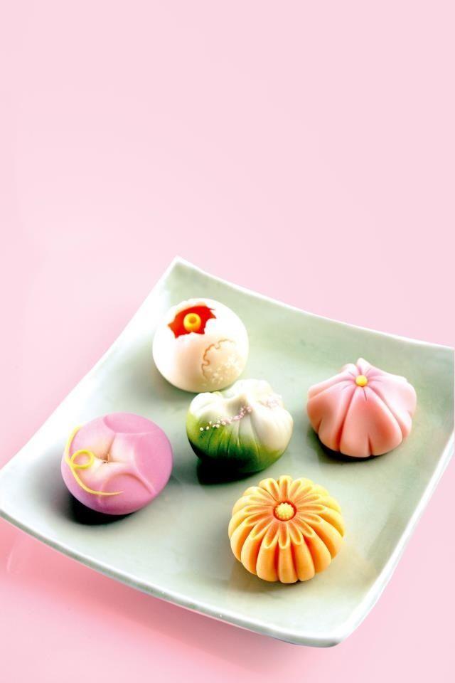 Pasteles japones