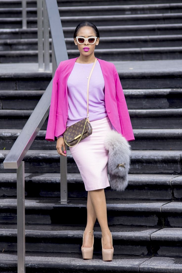 Pink_Obsession by @kefiboo  - Fashionistas of South Africa