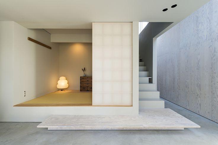 Casa GO-BANG / Takeru Shoji Architects