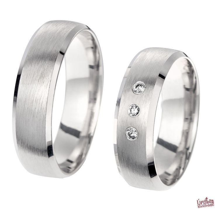 HR106 Karikagyűrű http://uristenhazasodunk.hu/karikagyuruk/?nggpage=2&pid=2811 Karikagyűrű, Eljegyzési gyűrű, Jegygyűrű… semmi más! :)