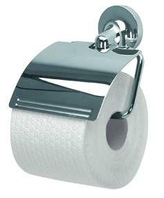 Držák WC papíru LAGUNE s krytem - chrom