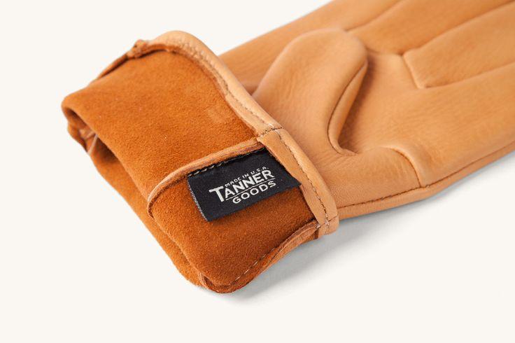 Deerskin Driver Gloves | Tanner Goods