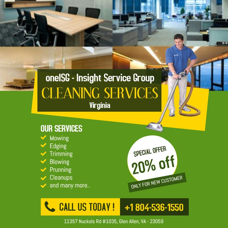 Professional Cleaning Company  Proficient in Commercial Cleaning Services . Call +1 804-536-1550