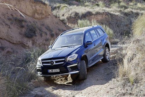 Pistoletazo a la comercialización en España del nuevo Mercedes-Benz Clase GL | El 2 Caballos