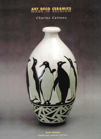 Charles Catteau  Art Deco Ceramics  1929