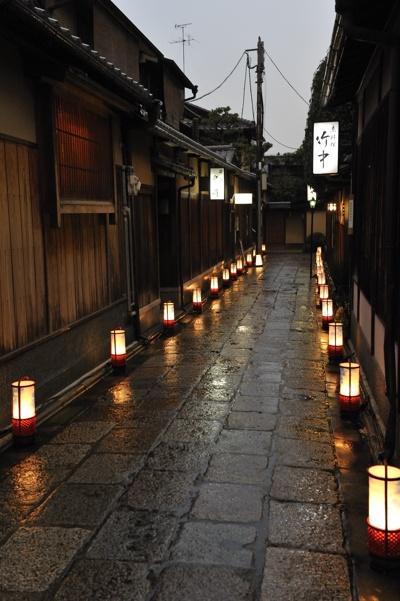 石塀小路 Ishibekoji alley, Kyoto