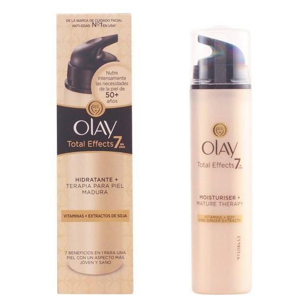 Crema Idratante Total Effects Olay Olay 20,72 € https://shoppaclic.com/creme-anti-rughe-e-idratanti/38125-crema-idratante-total-effects-olay.html