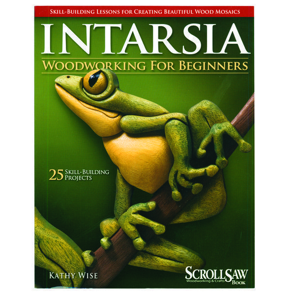 View a Larger Image of Intarsia Woodworking for Beginners #woodworkingforbeginners