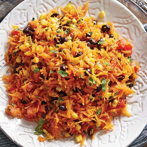 "Mexican Sweet Potato ""Rice"" - The Pampered Chef®"