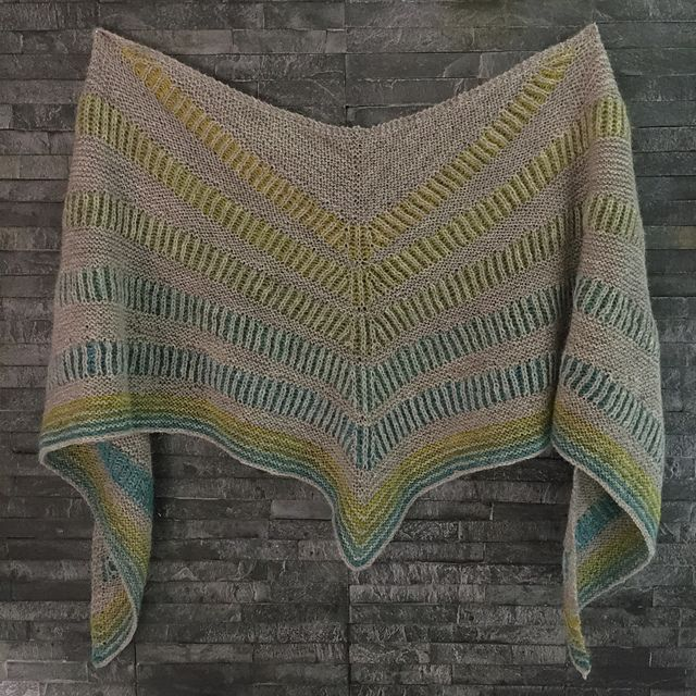 Ravelry: Evremond pattern by K.M. Bedigan