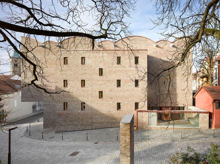 Art Museum in Ravensburg Art Museum in Ravensburg, Germany (reuse) - Lederer + Ragnarsdottir + Oei, 2013