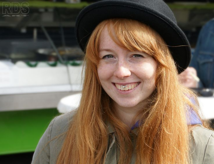 Priceless smile @ Redhead Days 2015 #Redhead #Days #Ginger #Gathering #Portrait #Breda #Netherlands #Beauty