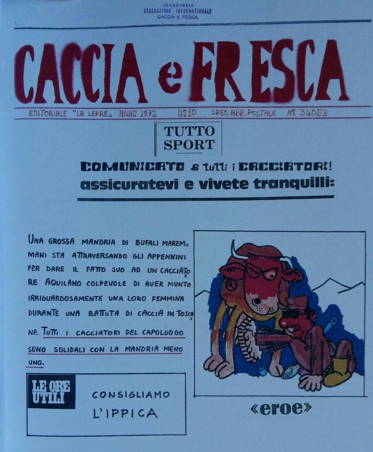 """Da Visca. Sandro Visca era insegnante di disegno di #Paz adolescente. Qua è immortalato nelle situazioni più esilaranti. Mitico lo scherzo """"Caccia e Fresca"""" durato un anno fatto dai due ai danni di un amico cacciatore. Spettacolare raccolta"""