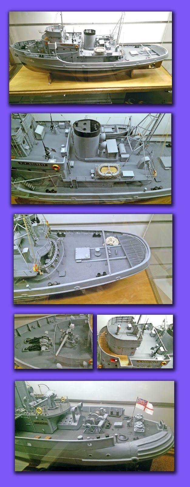HMAS R.T EMINENT  HARBOR DEFENSE AND GENERAL PURPOSE TUG