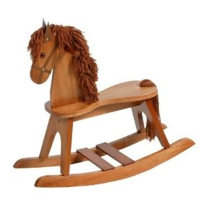 This Is Exactly The Rockinghorse I M Refinishing For A
