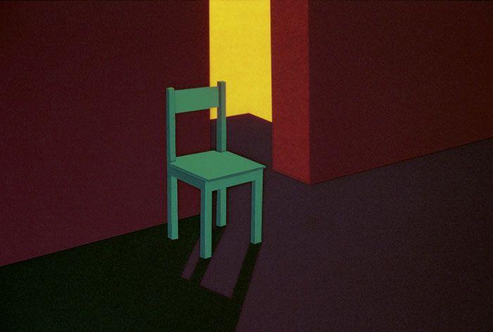 Popel Coumou, Untitled 2007 87 x 130 cm / 70 x 47,5 cm