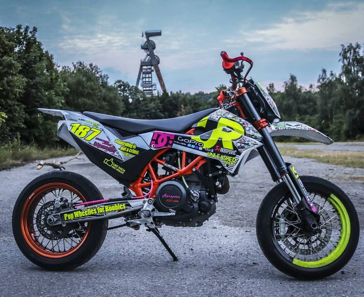 7 Best Supermoto Images On Pinterest Motorcycles My Passion And