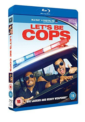 From 1.54 Let's Be Cops [blu-ray] [2014] [region Free]
