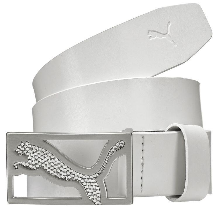 Golf Apparel, Golf Shoes - Puma Shimmer Womens Golf Belts