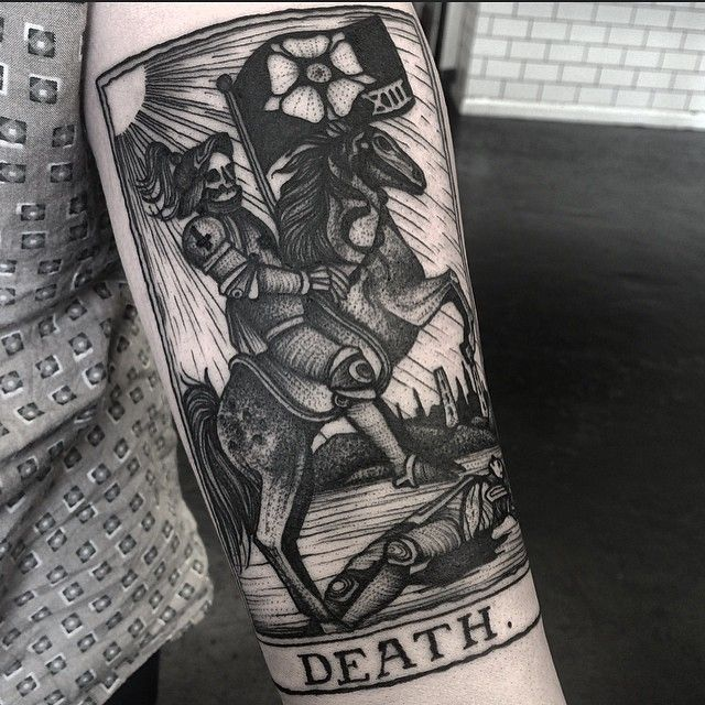 Tattoo Quotes About Death: Best 25+ Tarot Card Tattoo Ideas On Pinterest