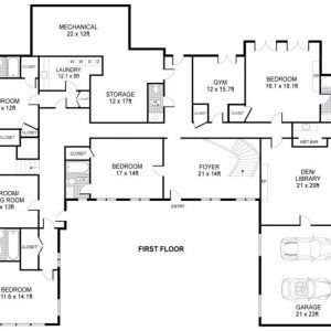 Best 25+ L shaped house plans ideas only on Pinterest | L shaped ...