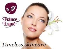 Have you tried France Laure Skincare??? Classified biological, they do not contain phthalates, parabens, synthetic perfume or artificial colorants, and of course never tested on animals. France Laure products are conceived from marine, botanical and biological extracts producing a combination of well-balanced vitamins, minerals and biological elements for visible and long-lasting results. Ask me for a sample anytime!!! I know you'll love it. I wouldn't use anything else!