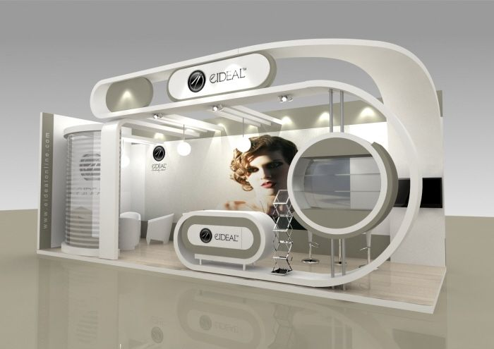 Exhibition Stand Futuristic : Best images about shapes in exhibition design on