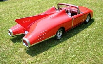 1958 Plymouth Tornado Concept Car